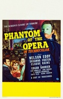 Phantom of the Opera movie poster (1943) picture MOV_6da8a7b8