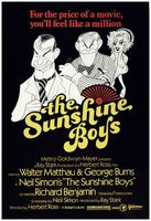 The Sunshine Boys movie poster (1975) picture MOV_6da9ceb2