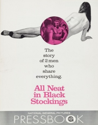 All Neat in Black Stockings movie poster (1969) poster MOV_6dae0d30