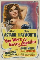 You Were Never Lovelier movie poster (1942) picture MOV_6db520fb