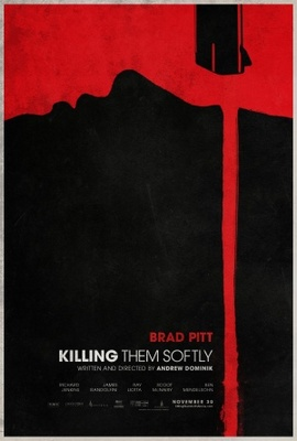 Killing Them Softly movie poster (2012) poster MOV_6db5838c