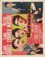 Betrayed movie poster (1954) picture MOV_6db5c3a4