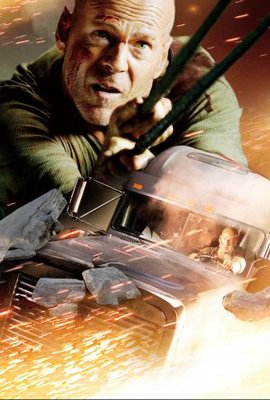 Live Free or Die Hard movie poster (2007) poster MOV_6dba2519