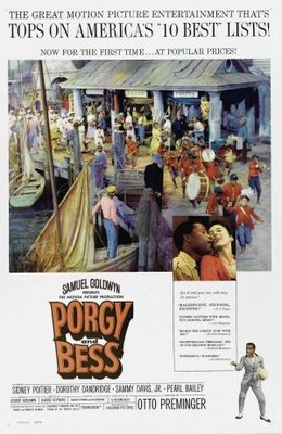 Porgy and Bess movie poster (1959) poster MOV_6dbacc8d