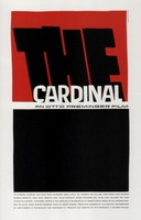 The Cardinal movie poster (1963) picture MOV_6dbc4f13