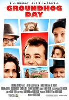Groundhog Day movie poster (1993) picture MOV_6dbcabe8