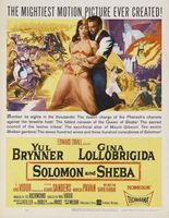 Solomon and Sheba movie poster (1959) picture MOV_6dc063c5