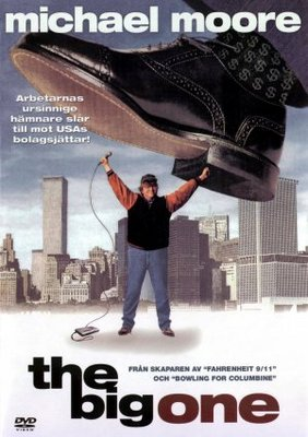 The Big One movie poster (1997) poster MOV_6dc15ee6