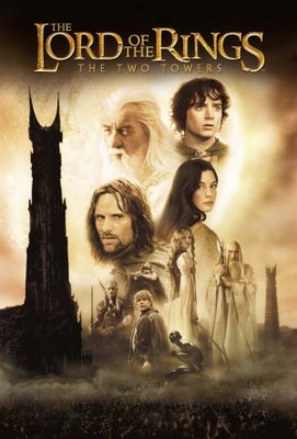 The Lord of the Rings: The Two Towers movie poster (2002) poster MOV_6dc32ecc