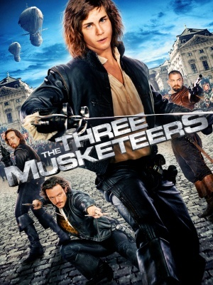 The Three Musketeers movie poster (2011) poster MOV_6dc33361