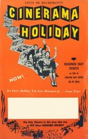 Cinerama Holiday movie poster (1955) picture MOV_6dc5cde3