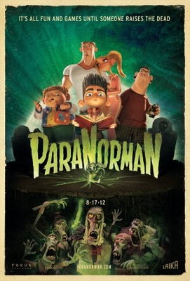 ParaNorman movie poster (2012) poster MOV_6dc86f1a