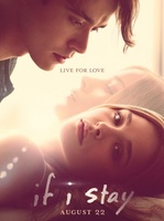 If I Stay movie poster (2014) picture MOV_6dd080eb