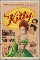 Kitty movie poster (1945) picture MOV_6ddb24fa