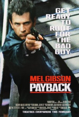 Payback movie poster (1999) poster MOV_6ddf4569