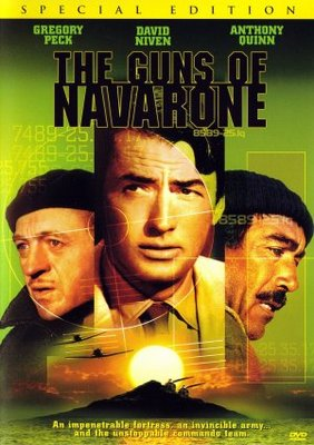 The Guns of Navarone movie poster (1961) poster MOV_6de3c67b