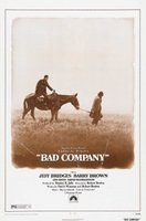 Bad Company movie poster (1972) picture MOV_6de48f60