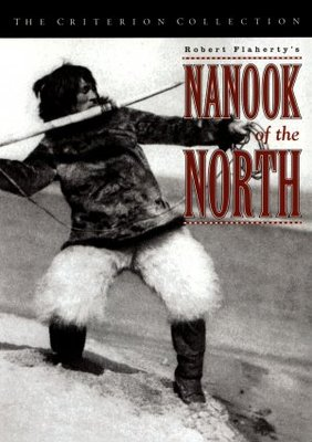 Nanook of the North movie poster (1922) poster MOV_6de799e9