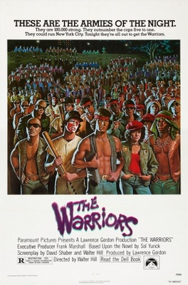 The Warriors movie poster (1979) poster MOV_6dec0b63
