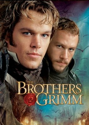 The Brothers Grimm movie poster (2005) poster MOV_6dec6e33