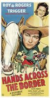 Hands Across the Border movie poster (1944) picture MOV_6dee2790