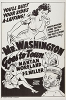 Mr. Washington Goes to Town movie poster (1941) picture MOV_6df676c7