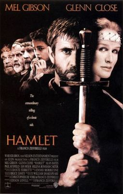 Hamlet movie poster (1990) poster MOV_6df6c43a