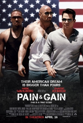 Pain and Gain movie poster (2013) poster MOV_6df8ca83