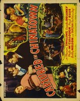 Captured in Chinatown movie poster (1935) picture MOV_6df98c88