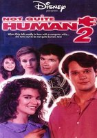 Not Quite Human II movie poster (1989) picture MOV_6e01f8fa