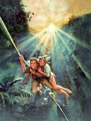 Romancing the Stone movie poster (1984) poster MOV_6e045c95