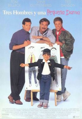3 Men and a Little Lady movie poster (1990) poster MOV_6e0837da