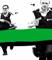 Hot Fuzz movie poster (2007) picture MOV_6e09b5d5