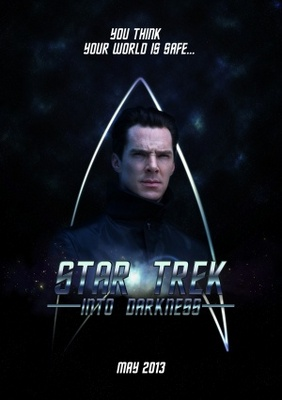 Star Trek Into Darkness movie poster (2013) poster MOV_6e1f69b2
