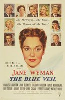 The Blue Veil movie poster (1951) picture MOV_6e236109