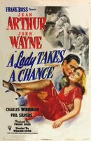 A Lady Takes a Chance movie poster (1943) picture MOV_6e26ef22