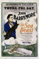 The Sea Beast movie poster (1926) picture MOV_6e28b810