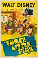 Three Little Pigs movie poster (1933) picture MOV_6e2c82b3
