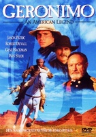 Geronimo: An American Legend movie poster (1993) picture MOV_6e2d3372
