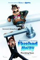 Flushed Away movie poster (2006) picture MOV_6e385d30