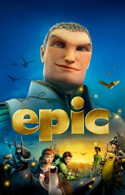 Epic movie poster (2013) poster MOV_6e4b2b50