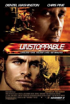 Unstoppable movie poster (2010) poster MOV_6e4cf43e