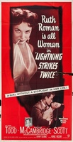 Lightning Strikes Twice movie poster (1951) picture MOV_6e5560fb