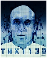 THX 1138 movie poster (1971) picture MOV_6e57b3bb