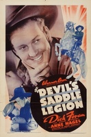 The Devil's Saddle Legion movie poster (1937) picture MOV_6e5c7d62