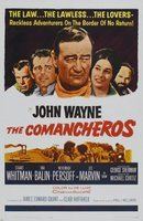 The Comancheros movie poster (1961) picture MOV_6e5cee82
