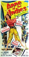 Anne of the Indies movie poster (1951) picture MOV_6e6755f3