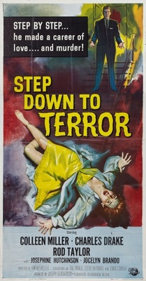 Step Down to Terror movie poster (1958) poster MOV_6e71a785