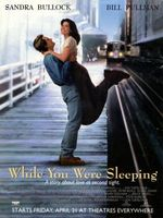 While You Were Sleeping movie poster (1995) picture MOV_6e7253d2
