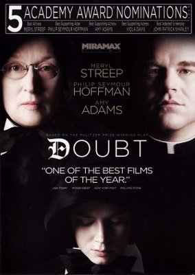 Doubt movie poster (2008) poster MOV_6e728be8